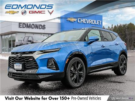 2020 Chevrolet Blazer RS (Stk: B10157) in Huntsville - Image 1 of 27