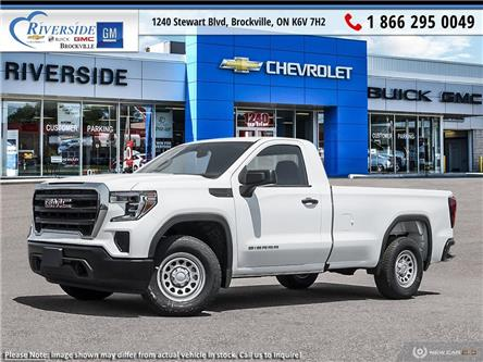 2020 GMC Sierra 1500 Base (Stk: 20-355) in Brockville - Image 1 of 22