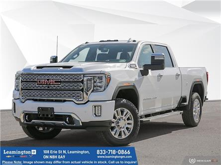 2021 GMC Sierra 2500HD Denali (Stk: 21-137) in Leamington - Image 1 of 23