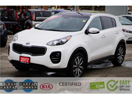 2017 Kia Sportage  (Stk: K0552) in North York - Image 1 of 30