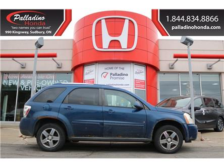 2009 Chevrolet Equinox LT (Stk: 22832W) in Greater Sudbury - Image 1 of 18