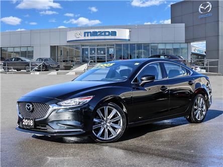 2018 Mazda MAZDA6 Signature (Stk: HN2822A) in Hamilton - Image 1 of 29
