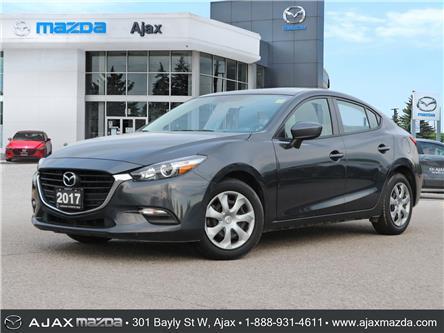 2017 Mazda Mazda3  (Stk: P5643) in Ajax - Image 1 of 26