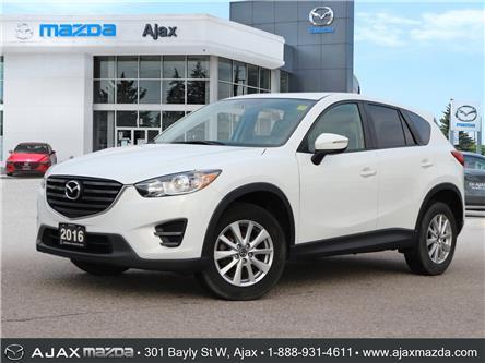 2016 Mazda CX-5 GX (Stk: P5644) in Ajax - Image 1 of 25