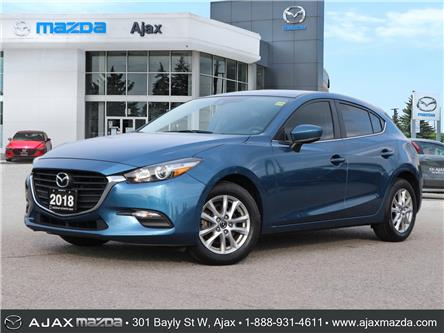 2018 Mazda Mazda3 Sport  (Stk: P5645) in Ajax - Image 1 of 27