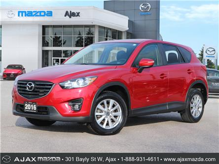 2016 Mazda CX-5 GS (Stk: P5654) in Ajax - Image 1 of 29