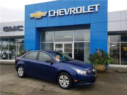 2013 Chevrolet Cruze LS (Stk: 21T43A) in Port Alberni - Image 1 of 22