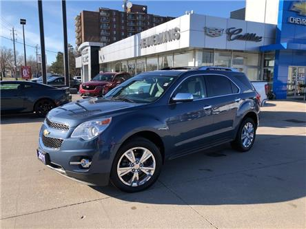 2011 Chevrolet Equinox LTZ (Stk: H207AA) in Chatham - Image 1 of 18