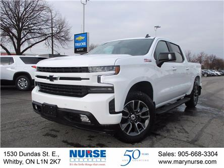 2021 Chevrolet Silverado 1500 RST (Stk: 21P053) in Whitby - Image 1 of 28
