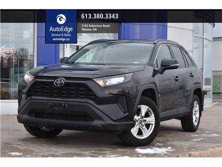 2019 Toyota RAV4 LE (Stk: A0447) in Ottawa - Image 1 of 29