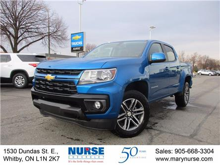 2021 Chevrolet Colorado LT (Stk: 21S017) in Whitby - Image 1 of 25