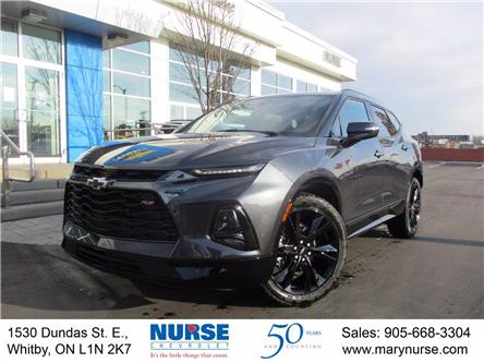 2021 Chevrolet Blazer RS (Stk: 21E004) in Whitby - Image 1 of 30