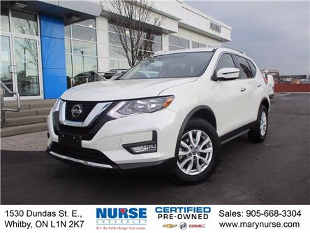 2019 Nissan Rogue SV (Stk: 20R049A) in Whitby - Image 1 of 23