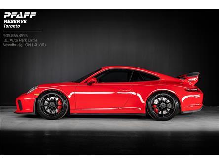 2018 Porsche 911 GT3 (Stk: ES0005) in Woodbridge - Image 1 of 18