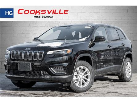 2021 Jeep Cherokee Sport (Stk: MD138993) in Mississauga - Image 1 of 19