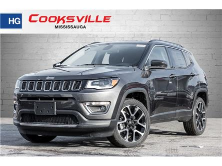 2021 Jeep Compass Limited (Stk: MT528947) in Mississauga - Image 1 of 20