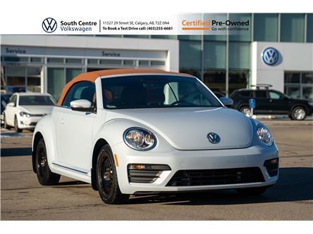 2017 Volkswagen Beetle 1.8 TSI Classic (Stk: 00116A) in Calgary - Image 1 of 42