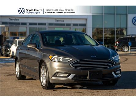 2017 Ford Fusion Hybrid SE (Stk: 00238A) in Calgary - Image 1 of 44