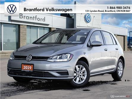 2019 Volkswagen Golf 1.4 TSI Comfortline (Stk: P34571) in Brantford - Image 1 of 26