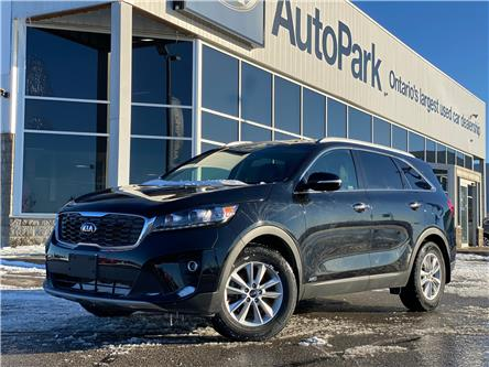 2019 Kia Sorento 2.4L EX (Stk: 19-80837RJB) in Barrie - Image 1 of 25