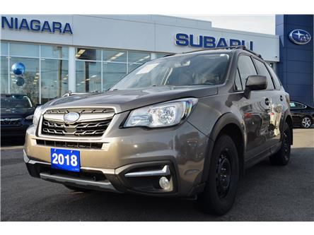 2018 Subaru Forester 2.5i Convenience (Stk: S5115A) in St.Catharines - Image 1 of 21