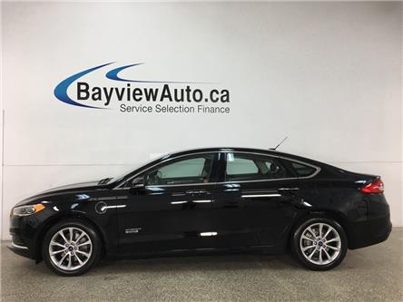 2018 Ford Fusion Energi SE Luxury (Stk: 37469J) in Belleville - Image 1 of 29