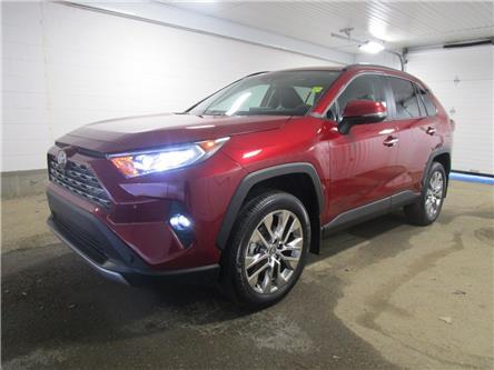 2021 Toyota RAV4 Limited (Stk: 213138) in Regina - Image 1 of 25