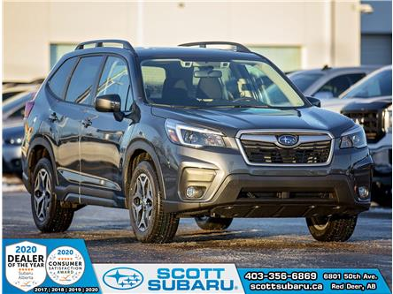 2021 Subaru Forester Touring (Stk: 425298) in Red Deer - Image 1 of 17