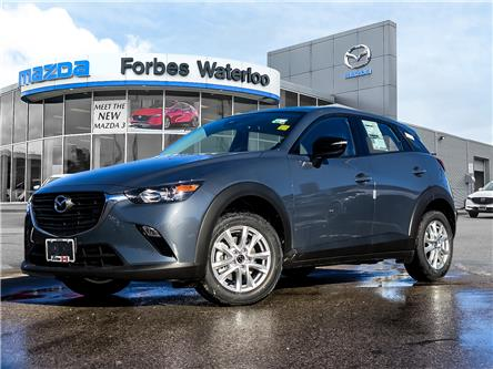 2021 Mazda CX-3 GS (Stk: G7106) in Waterloo - Image 1 of 15