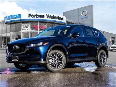 2021 Mazda CX-5 GX (Stk: M7109) in Waterloo - Image 1 of 15