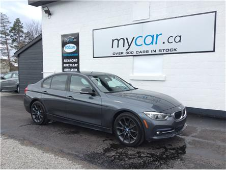 2017 BMW 330i XDRIVE SPORT PACKAGE (Stk: 201254) in Ottawa - Image 1 of 22