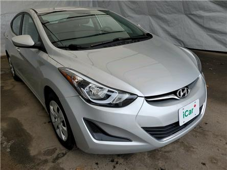 2016 Hyundai Elantra L (Stk: IU2142) in Thunder Bay - Image 1 of 11