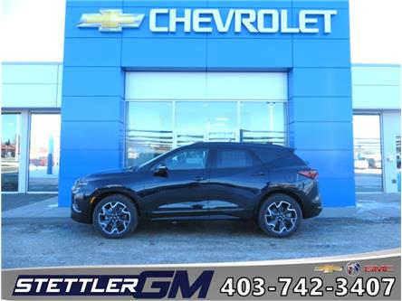 2021 Chevrolet Blazer RS (Stk: 21044) in STETTLER - Image 1 of 19