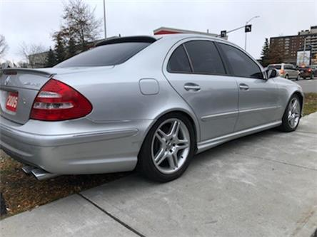 2005 Mercedes-Benz E-Class Base (Stk: a1009) in Ottawa - Image 1 of 4