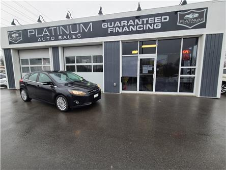2012 Ford Focus Titanium (Stk: 252839) in Kingston - Image 1 of 10