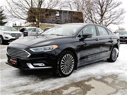 2017 Ford Fusion SE (Stk: 1661) in Orangeville - Image 1 of 22