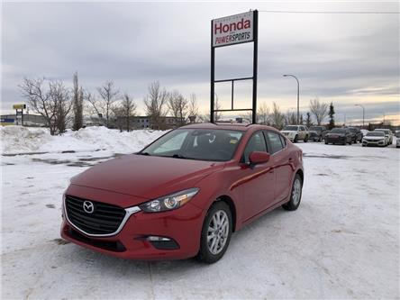 2018 Mazda Mazda3 SE (Stk: P20-061) in Grande Prairie - Image 1 of 24
