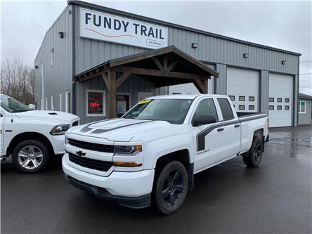 2017 Chevrolet Silverado 1500 Silverado Custom (Stk: 1882A) in Sussex - Image 1 of 11