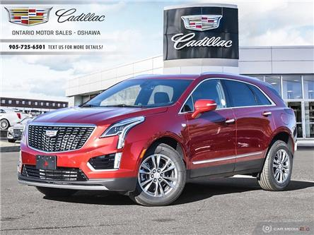2021 Cadillac XT5 Premium Luxury (Stk: T1129422) in Oshawa - Image 1 of 19