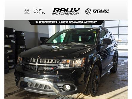 2019 Dodge Journey Crossroad (Stk: V1273) in Prince Albert - Image 1 of 14