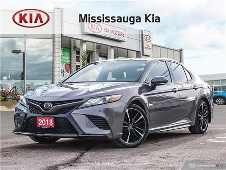 2018 Toyota Camry XSE (Stk: 8304P) in Mississauga - Image 1 of 30