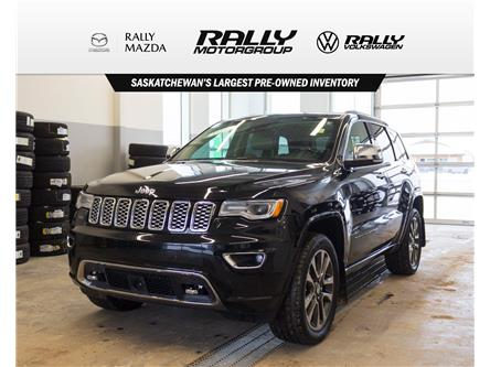 2017 Jeep Grand Cherokee Overland (Stk: V1378) in Prince Albert - Image 1 of 14