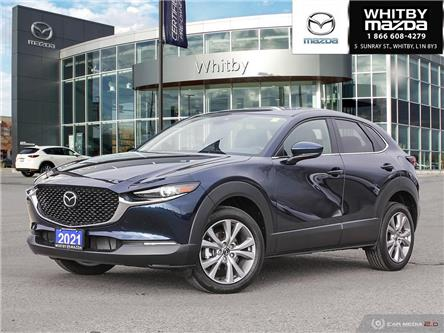 2021 Mazda CX-30 GS (Stk: 210134A) in Whitby - Image 1 of 27