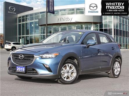 2019 Mazda CX-3 GS (Stk: P17694) in Whitby - Image 1 of 27