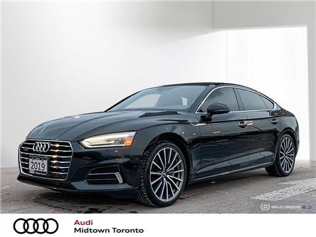 2019 Audi A5 45 Progressiv (Stk: P8522) in Toronto - Image 1 of 25