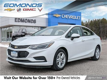 2017 Chevrolet Cruze LT Auto (Stk: 1013A) in Huntsville - Image 1 of 27
