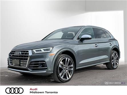 2020 Audi SQ5 3.0T Progressiv (Stk: P8503) in Toronto - Image 1 of 25