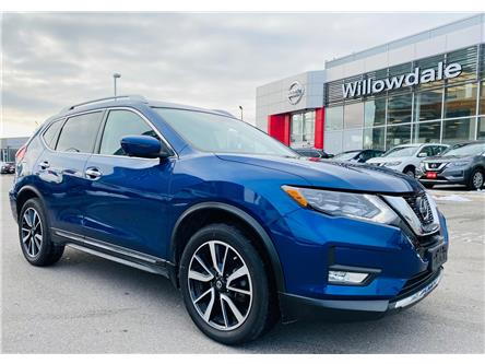2018 Nissan Rogue SL w/ProPILOT Assist (Stk: N1263A) in Thornhill - Image 1 of 22
