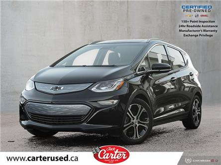 2019 Chevrolet Bolt EV Premier (Stk: 19395L) in Calgary - Image 1 of 27