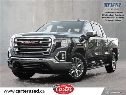 2019 GMC Sierra 1500 SLT (Stk: 75340L) in Calgary - Image 1 of 29
